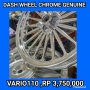 DASH WHEEL MIO CROM