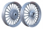 DASH WHEEL MIO SILVER
