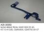 GSXR1000 '05~06 SUZUKI BRAKE PEDAL