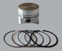 PISTON KIT BLANK SR  X125  129.60CC      HONDA (53..40MM)